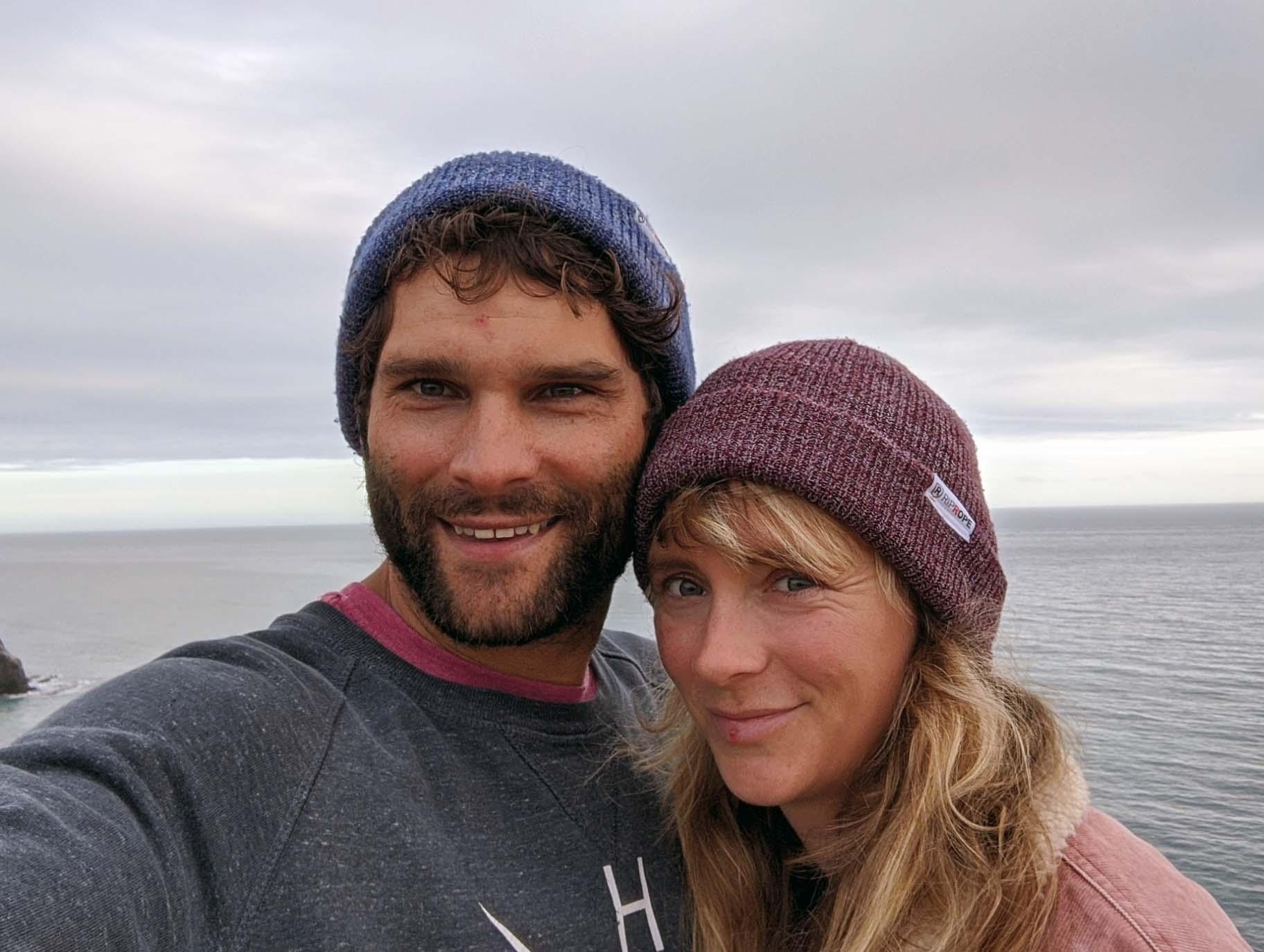 Abbildung von Dirk und Sanja